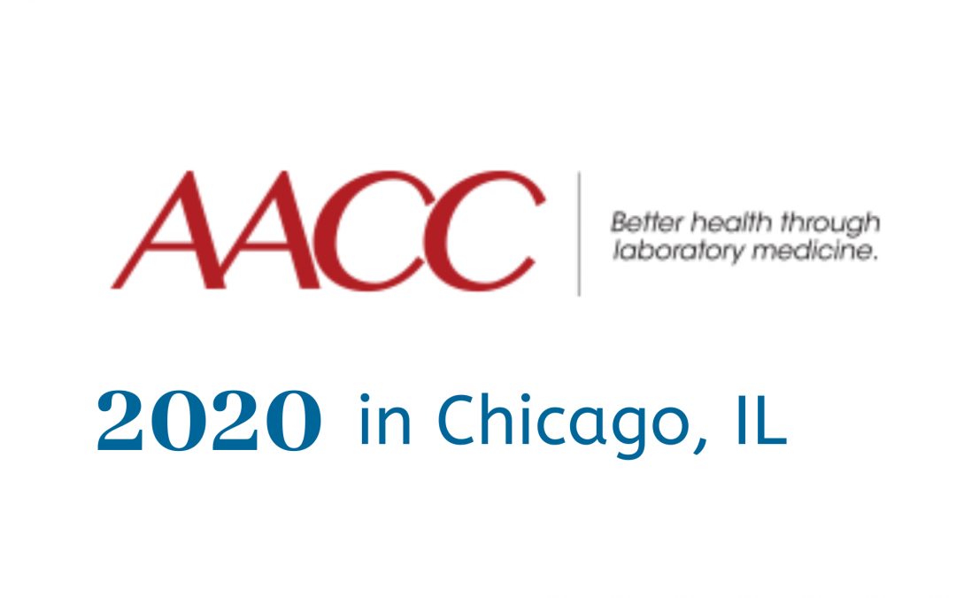 AACC Annual Scientific Meeting 2020